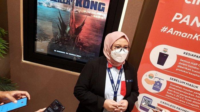 BREAKING NEWS: Bioskop Cinepolis Mall Of Serang Buka Rabu Siang ini, Terapkan 71 Protokol Kesehatan