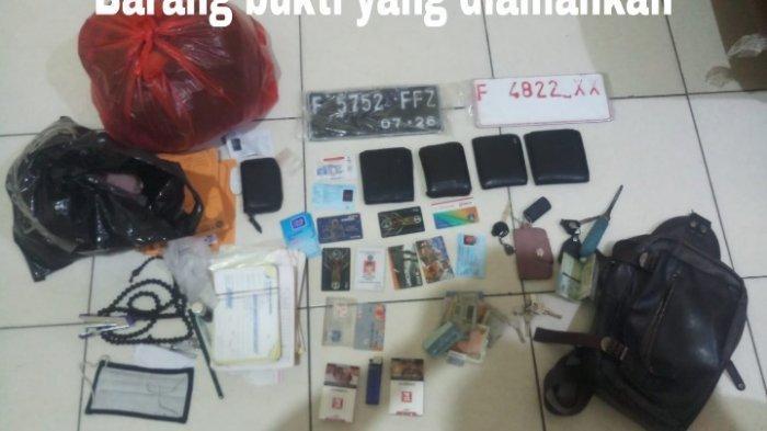 5 Pelaku Pencurian dengan Modus Pecah Kaca Mobil di Serang Berhasil Ditangkap, Ini Kata Polisi
