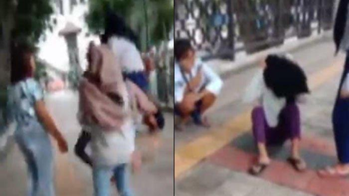 7 Siswi SMP Berhasil Diamankan Polisi Atas Tindakan Penganiayaan Kepada Satu Orang Gadis