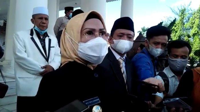 Bupati Serang Ratu Tatu Chasanah Marah, Empat SDN Terdampak Tol Serang-Panimbang Belum Selesai