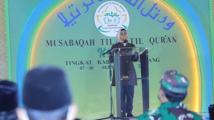 Prokes Ketat dan Sediakan Vaksinasi Gratis, MTQ Kabupaten Serang Digelar, Bupati: Syiar Islam