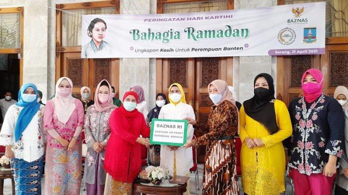 Hari Kartini, Bupati Serang: Ibu Jadi Madrasah Pertama Bagi Anak