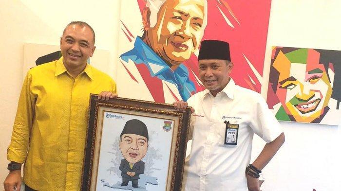 Launching TribunBanten.com, Bupati Tangerang: Semoga Tribun Banten Media Nomor 1 di Banten