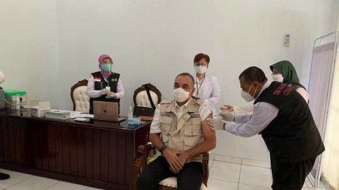 Tenaga Kesehatan di Kabupaten Tangerang Kebagian 15 Ribu Vaksin Coid-19 Awal Februari