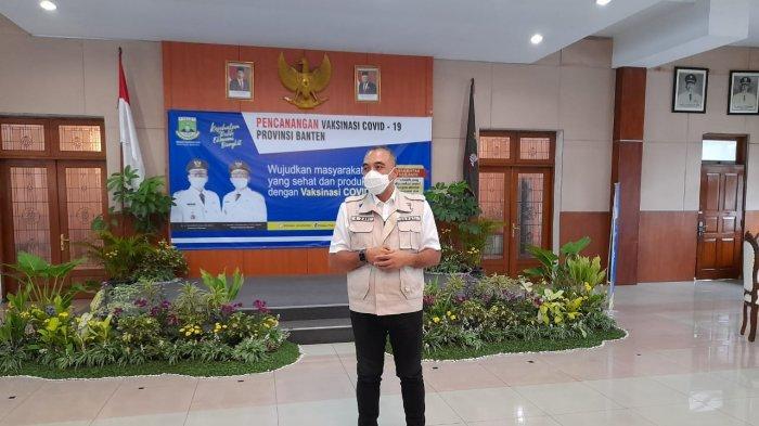 Ini yang Dirasakan Bupati Tangerang Ahmed Zaki Iskandar saat Disuntikkan Vaksin Covid-19