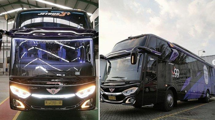 TERUNGKAP Begini Penampakan Bus Squad RANS Cilegon FC, Raffi Ahmad: Gak Sabar !