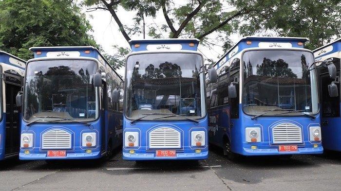 Bus Trans Kota Tangerang Rute Bandara Soekarno-Hatta Sudah Beroperasi, Tarif Rp 2000 Jauh-Dekat