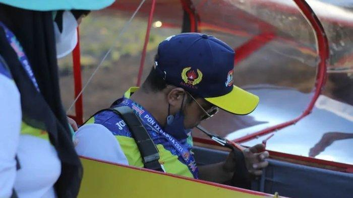 Cabang Olahraga Terbang Layang Sumbang Satu Emas dan Satu Perak di PON XX Papua