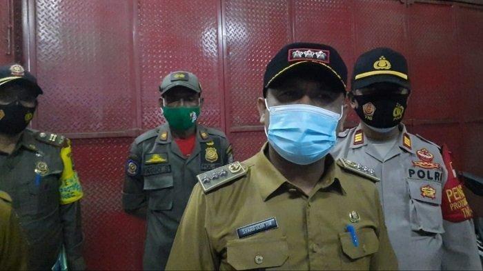 Sejumlah Rumah Makan di Ciledug Ditutup Paksa Karena Melanggar Aturan Jam Operasional