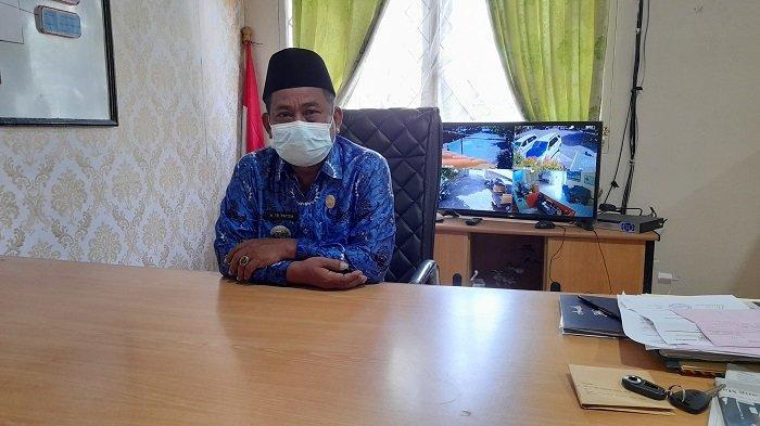 Profil Camat Cipocok Jaya Tb Yassin, Memulai Karir di Pemerintahan Sebagai Staf Desa