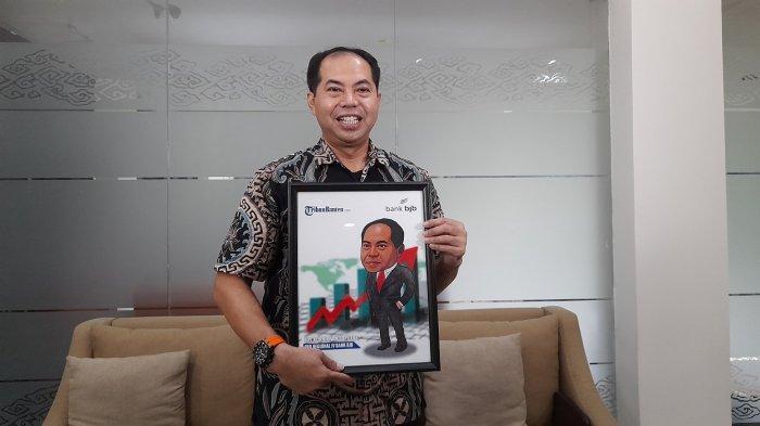 Profil Edy Kurniawan Saputra, CEO Regional Bank bjb Kantor Wilayah IV, Hobi Gowes hingga ke Pantai