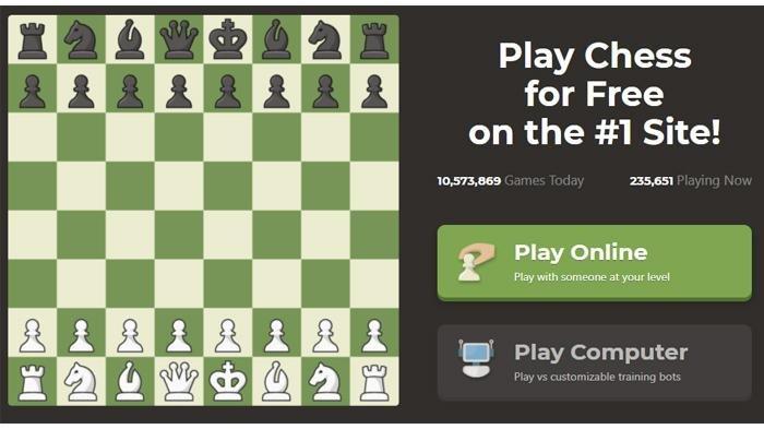 Selain Chess.com, Ini 5 Game Catur yang Bisa Dimainkan Online