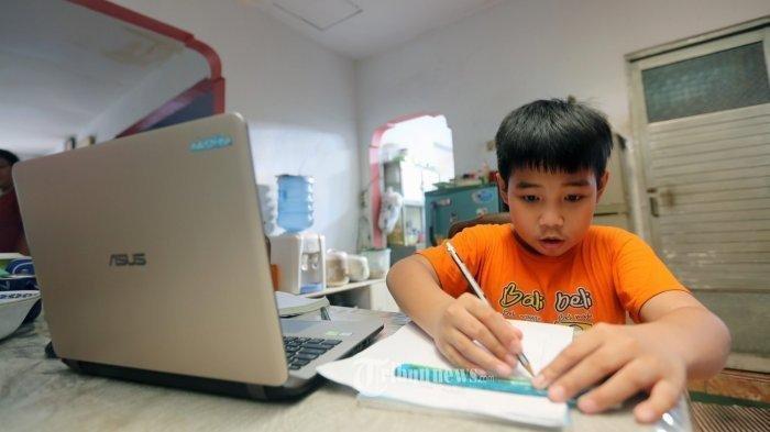 Tahun Ajaran Baru, MPLS dan Metode Pembelajaran Dilakukan Secara Daring di Tangerang