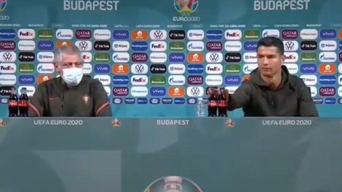 3 Rekor yang Dibuat Cristiano Ronaldo di Laga Hungaria vs Portugal