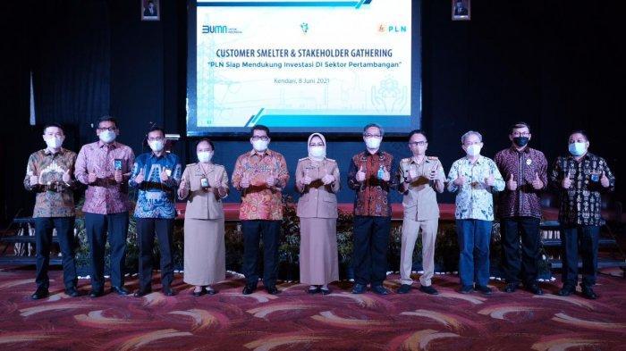 Mendukung Industri Smelter di Sulawesi, PLN Menjamin Pasokan Listrik Terpenuhi