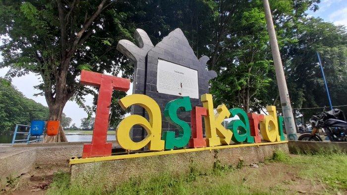Kondisi Kawasan Danau Tasikardi Kramatwatu Kabupaten Serang Kini, Pengunjung: Menarik Jika Dikelola
