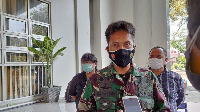 Dandim 0603/Lebak, Letkol Inf Nur Wahyudi
