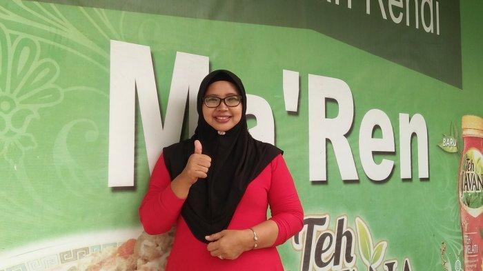 Dasery, pemilik Rumah Makan Mamah Rendy