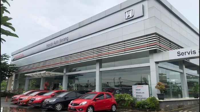 Harga Mobil Honda di Kota Serang Setelah PPnBM 0 Persen Kini Lebih Murah, Selisih Hampir Rp 22 Juta
