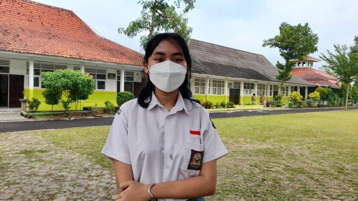 Profil Debora Serlita, Siswi SMAN 3 Kota Serang Juara 2 Festival dan Lomba Seni Siswa Nasional 2021