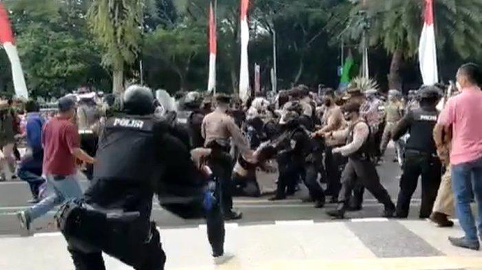 Video Detik-Detik Mahasiswa Tangerang Dibanting Hingga Kejang-Kejang, Begini Kondisinya Sekarang