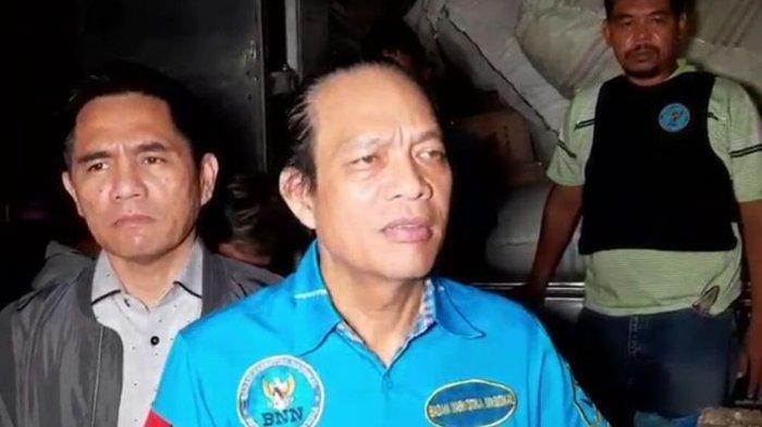 BNN Gerebek Truk di Kota Tangerang, Sabu-sabu Ratusan Kilogram Ditutupi Karung-karung Berisi Jagung