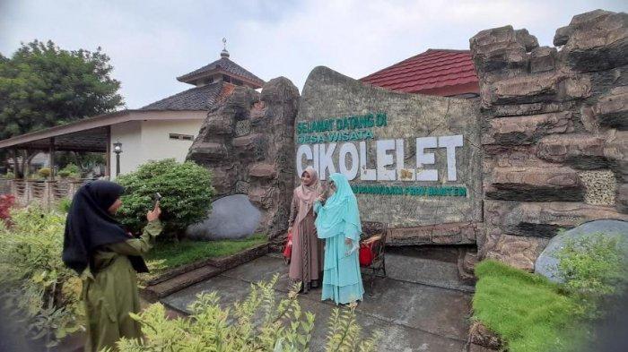 Geliat Desa Wisata Cikolelet yang berada di Kecamatan Cinangka, Kabupaten Serang