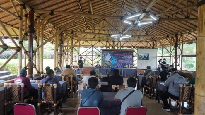 Sertifikasi Desa Wisata Berkelanjutan Desa Wisata Batulayang, Wisatawan Harus Perhatikan Prokes