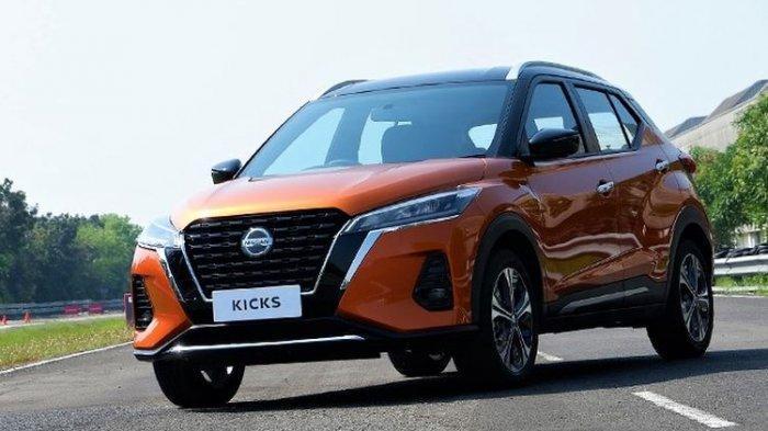 Desain Nissan Kicks e-Power.