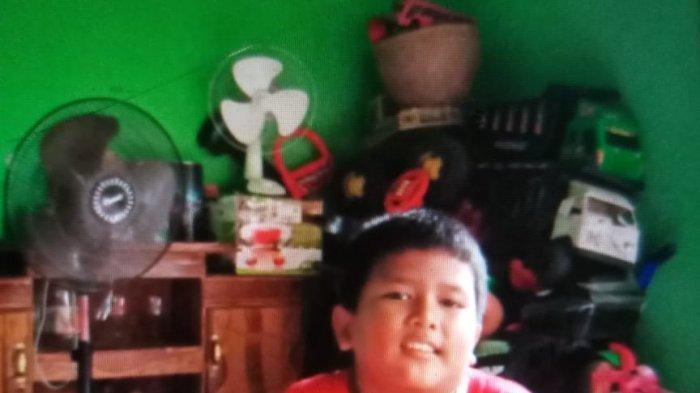 Ciri-ciri Bocah Berusia 9 Tahun yang Hilang di Pamarayan Kabupaten Serang pada Minggu Sore
