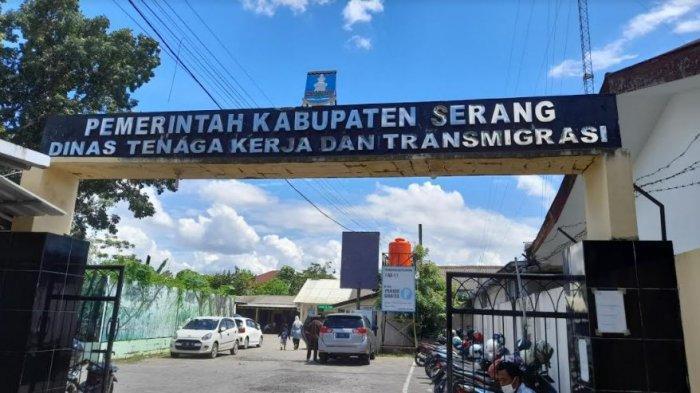 Dinas Tenaga Kerja dan Transmigrasi Kabupaten Serang