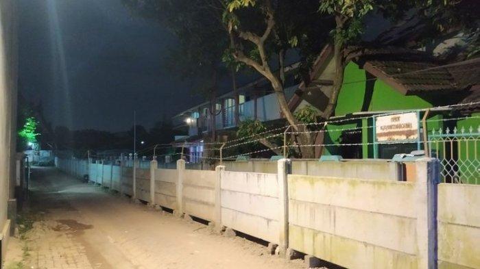 Mirip Kamp Militer, Akses Rumah Warga di Ciledug Tangerang Ditutup Dinding Sepanjang 300 Meter