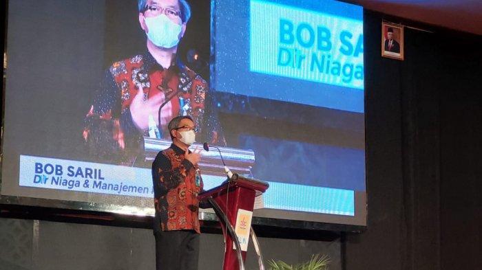 Direktur dan Manajemen Pelanggan PLN Bob Saril