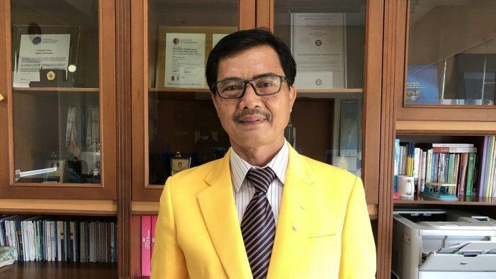 Profil Direktur Universitas Terbuka Serang Maman Rumanta: Mengawali Karier sebagai Ketua Prodi IPA