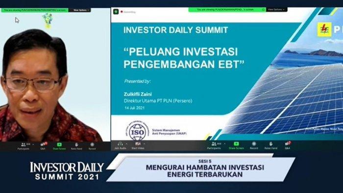 PLN Mendorong Peningkatan Konsumsi Listrik Menuju Era Energi Bersih