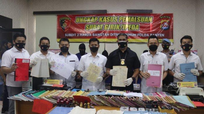 Polda Banten Buka Posko Pengaduan dan Bentuk Satgas Mafia Tanah, Langsung Bongkar Kasus