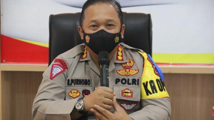 Dirlantas Polda Banten Kombes Pol Rudy Purnomo
