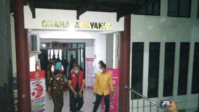 Mantan Dirut Banten Global dan 2 Direktur Lainnya Dijebloskan ke Tahanan, Terkait KSO Tambang Emas