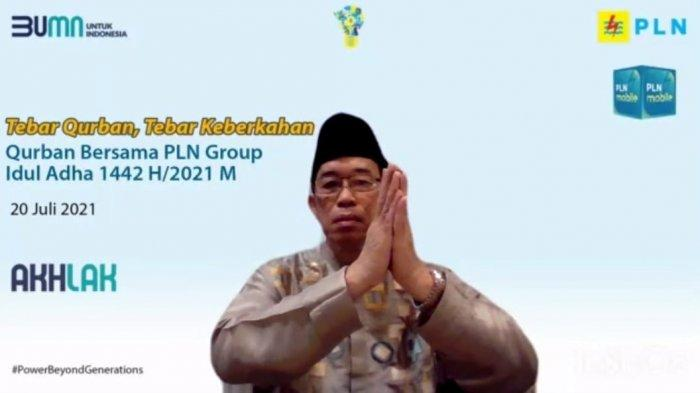Idul Adha 1442 H, PLN Sumbangkan 2.977 Hewan Kurban kepada 127.945 Penerima di Seluruh Indonesia