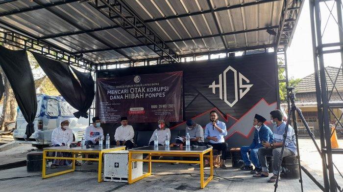 Dilaporkan Sejumlah Pimpinan Ponpes ke Polda Banten, Ini Kata Direktur Eksekutif Alipp Uday Suhada