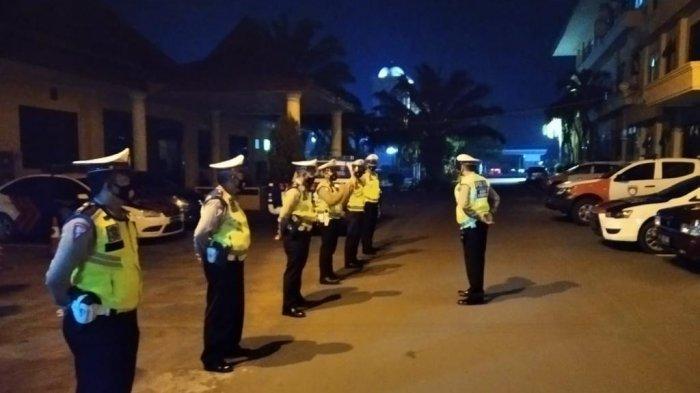 Sekelompok Pemuda Tawuran di Jalan Ayip Usman Kota Serang Waktu Sahur? Ini Kata Polisi