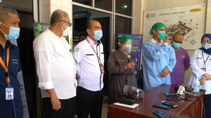 Orang Tua Kembar Siam Tak Bisa Menahan Haru, Anaknya Berhasil Dipisahkan, Ditangani 50 Dokter