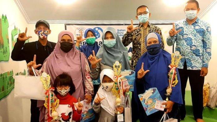 Lomba Dongeng Tingkat PAUD Kota Serang Digelar Untuk Tumbuhkan Kreativitas Anak di Masa Pandemi