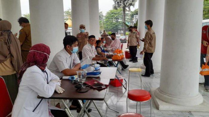 Permintaan Plasma Konvalesen Mulai Berkurang, UDD Kabupaten Serang Stop Terima Pendonor Sementara
