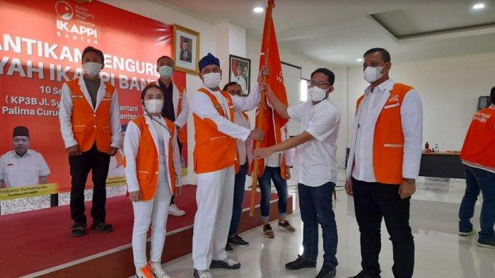 Baru Dilantik, Pengurus IKAPPI Banten Diminta Kebut Program Vaksinasi Untuk Pedagang Pasar
