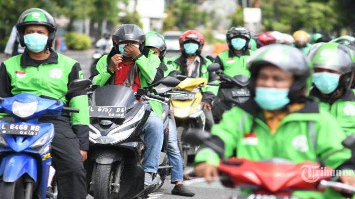 Banten Belum Punya Regulasi Pembatasan Ojol saat PPKM Mikro, Ini Kata Dishub