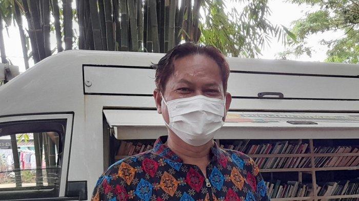 Hadiknas, Ini Kata Duta Baca Indonesia Gol A Gong tentang Pendidikan di Banten