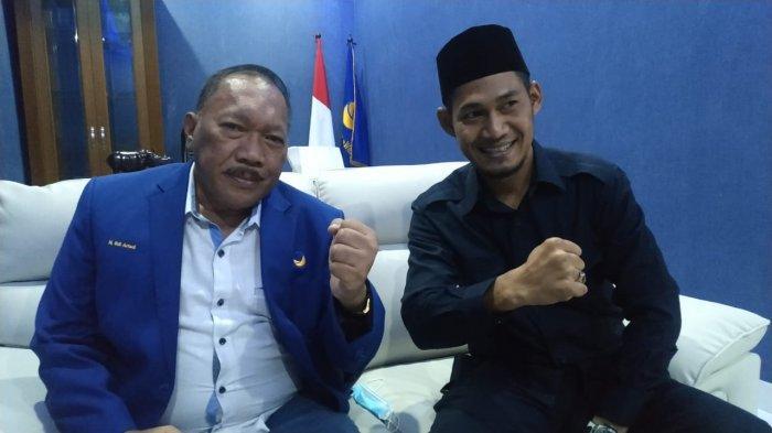 Nasdem Banten Restui Pujiyanto Bertarung Lawan Petahana di Pilkada Pandeglang