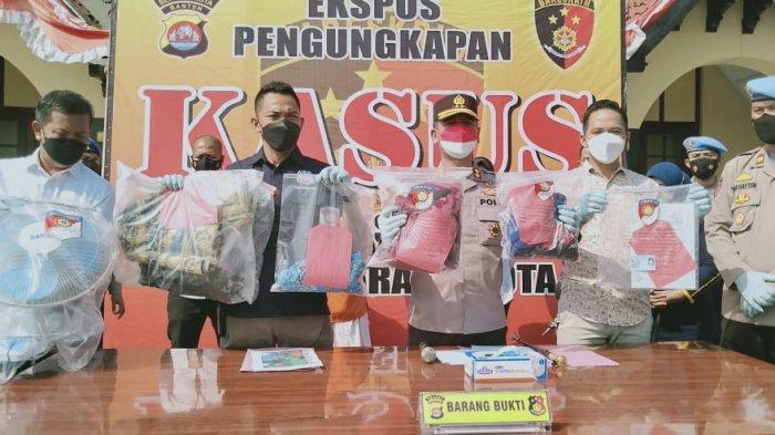 Polisi Ungkap Kasus Pembunuhan di Kasemen Kota Serang, Pelaku Diduga Istri Korban, Ini Motifnya