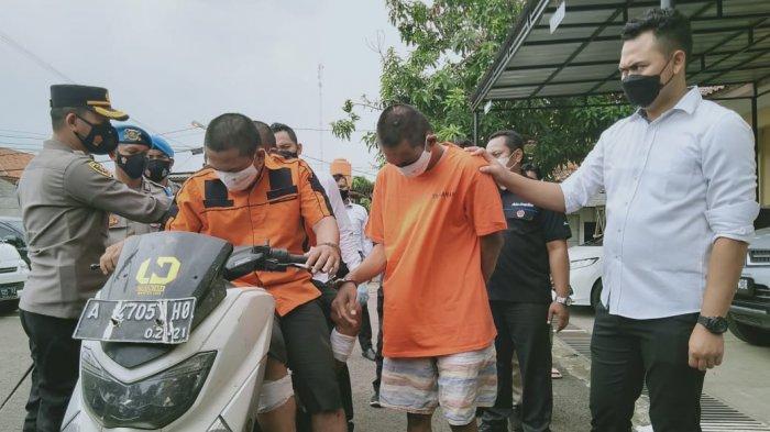 Polisi Ungkap Pencurian Modus Pecah Kaca Mobil, Kabid Humas: Jangan Beraksi di Wilayah Polda Banten!